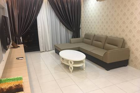 Ipoh Comfort Homestay 怡保翠林城 - Ipoh - Kondominium