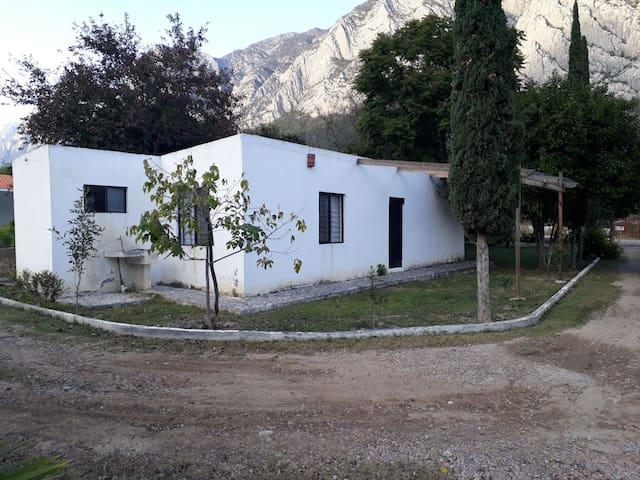 Casa campo Lucia en Parque La Huasteca