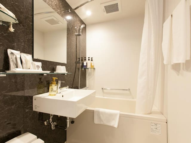 Akasaka! Great location♪Robot hotel / Superior twin room (no smoking) Free Wifi & Handy Smartphone
