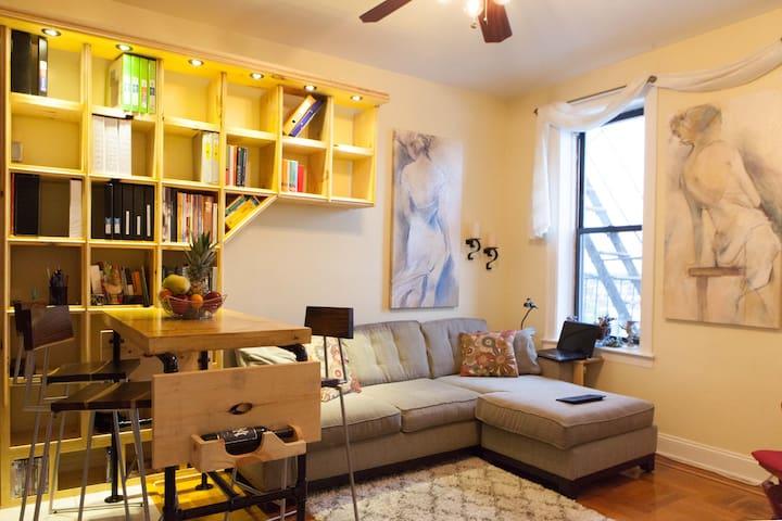 Cozy Apartment 20 min to Manhattan!