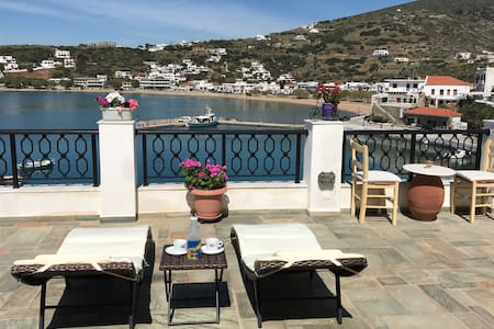 "Luxury Maisonet ""Veranda View Batsi"""