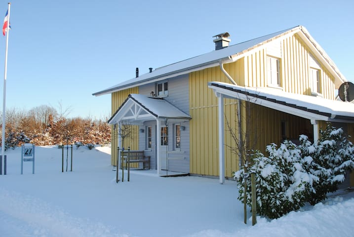 Das Schleihaus, ein Wohlfühlhaus - Borgwedel - House