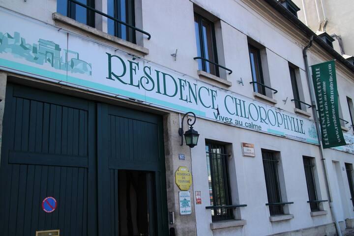Studio 2P Résidence Chlorophylle 037 BAIL MOBILITÉ