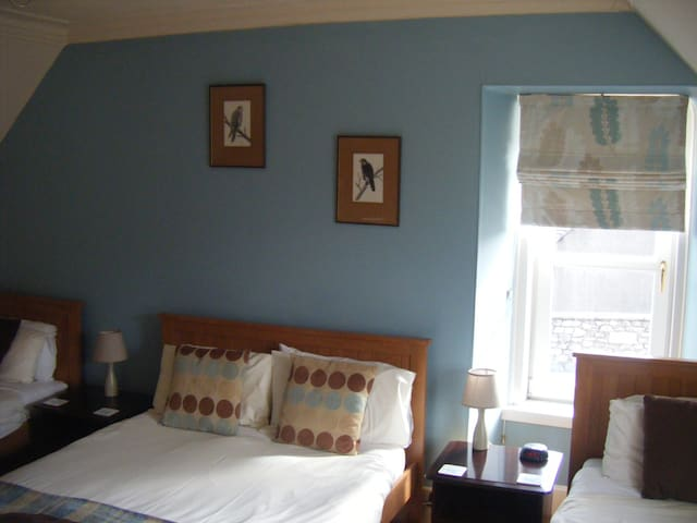 Family Room - Tomintoul - Penzion (B&B)