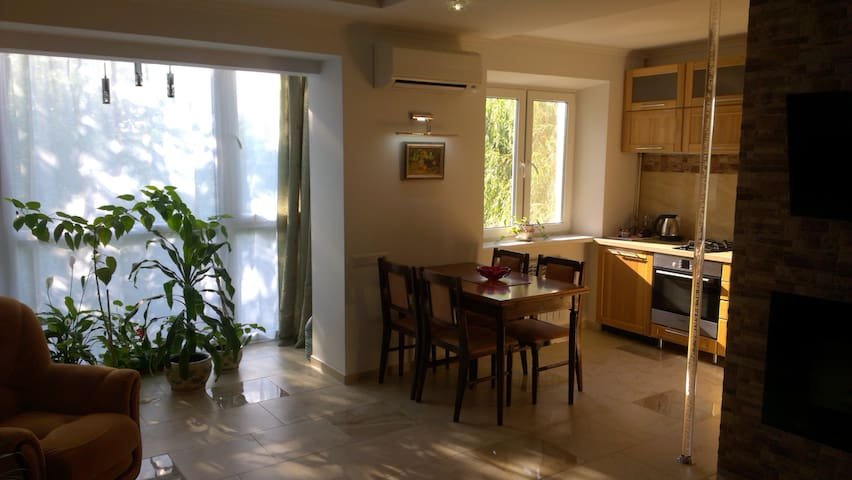 Apartment by the Black sea! - Illichivs'k - Apartament
