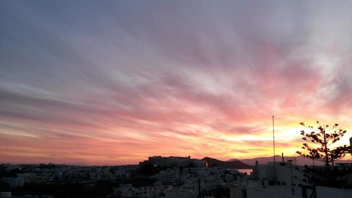 """Katerina"" apartment in Naxos Town"