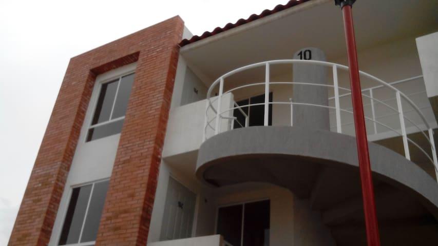 Departamento para habitar a 35 minutos del TEC - Nicolás Romero - Apartamento