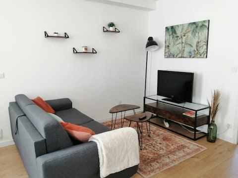 Appartement T2 en centre ville