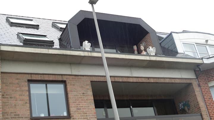 Huur ingericht en rookvrij appartement