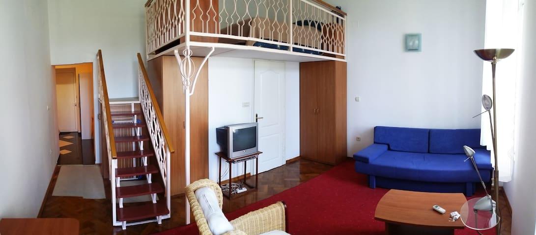 Studio Apartment In Center of Opatija
