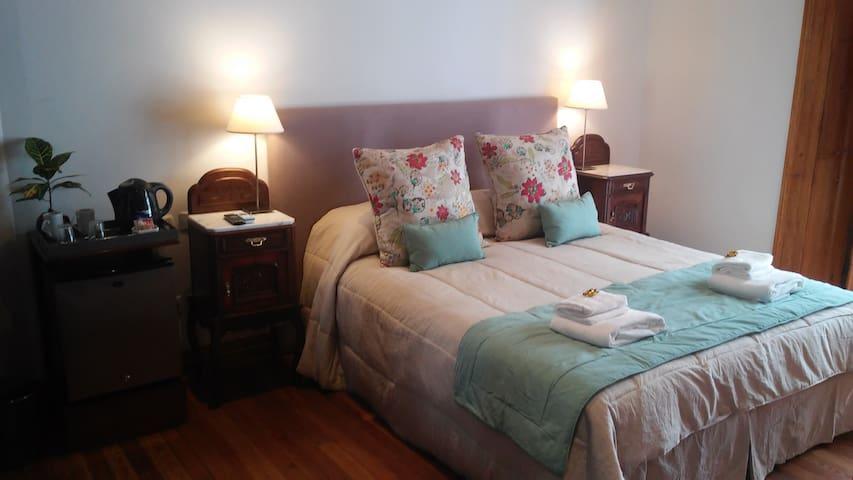Habitación ideal para parejas. - Buenos Aires - Bed & Breakfast