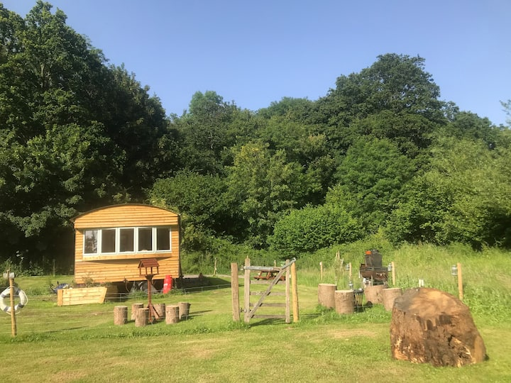 Camping and Caravanning at Ham Hill