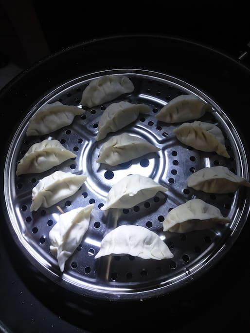 房东的饺子倍儿棒