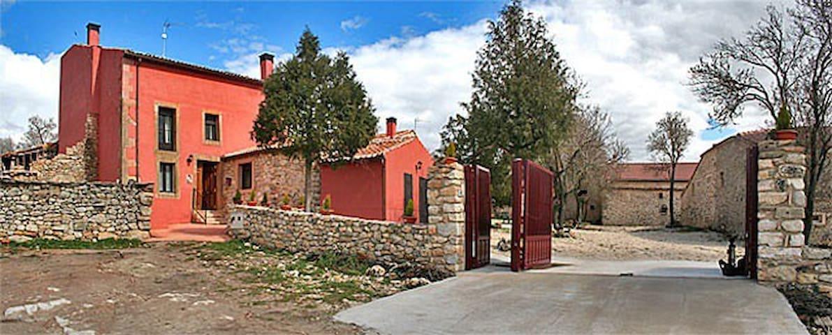 Casa feng shui Aldehuelas Sepúlveda - Aldehuela Sepúlveda - Ev