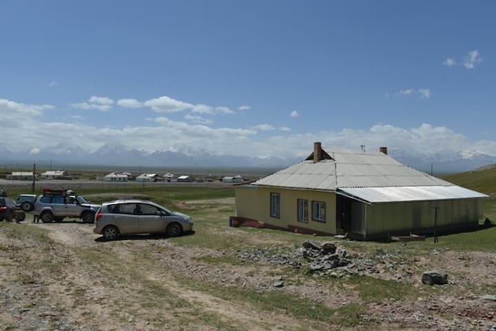 Мурас Гостевой дом в Сары-Таше