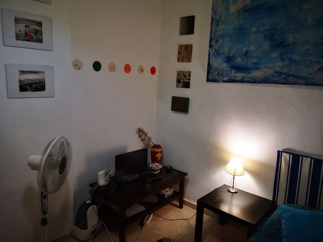 Studio flat in the historical center