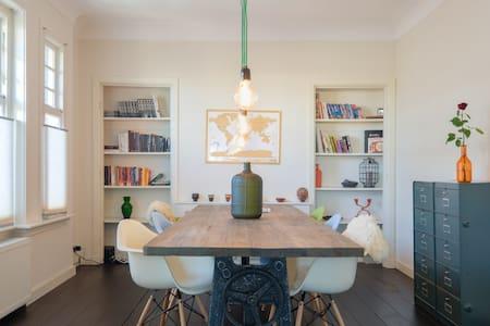 Majestic Appartement, Center Location, home office - Den Haag - Apartament
