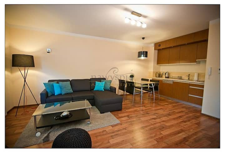 Mistral 19-Apartament z 1 sypialnią blisko plaży