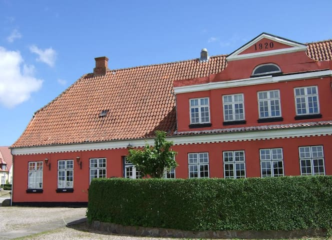 God og billig overnatning. - Aabenraa - Bed & Breakfast