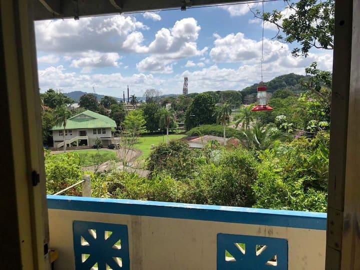 Jacaranda House, Gamboa