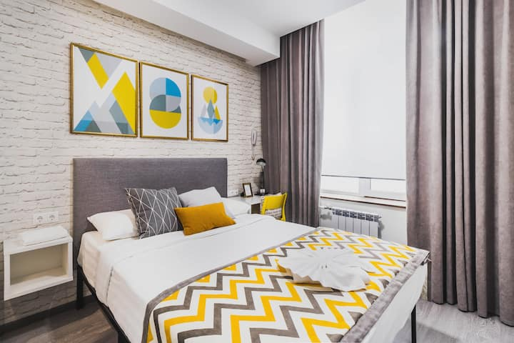 Trend Samara ( номер с двухспальной кроватью)