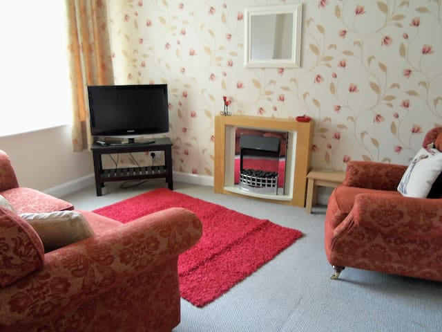 1 Ryburn Flats - Bridlington - Apartment