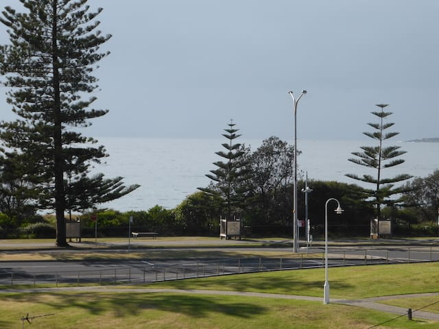 Dolphin View- large 1 bedroom beach apartment - Wollongong - Wohnung