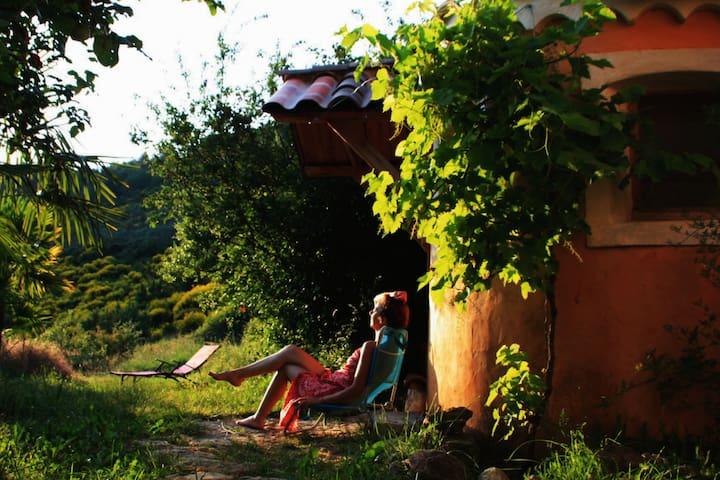 Oasis en Provence Cosy Room Insolite Ventoux