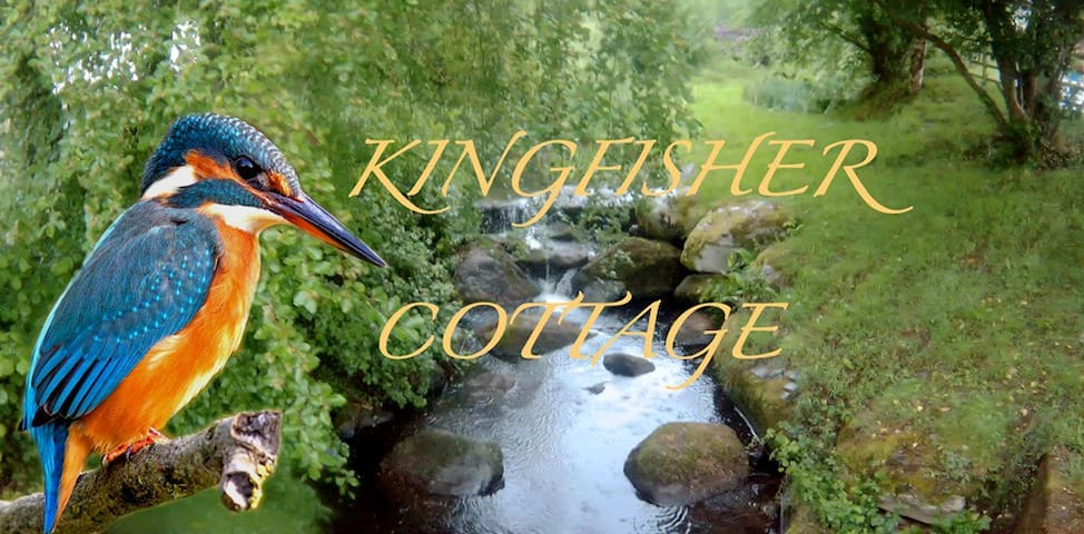Kingfisher Cottage- river, rambling and relaxing