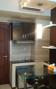 Cozy apartment at the best place! - West Jakarta