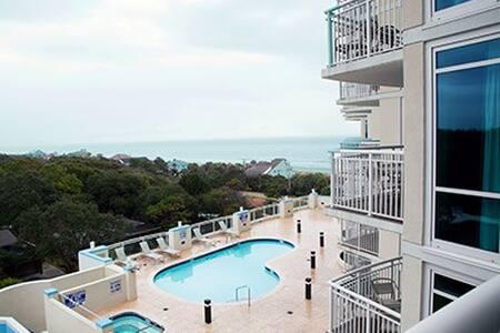 Horizons at 77th resort, with ocean views. - Myrtle Beach - Multipropiedad