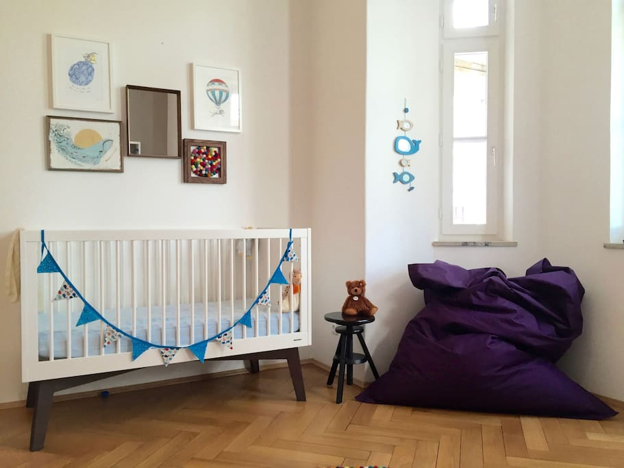 Large kid's bed (1,40m long)