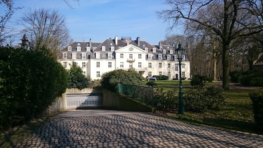 Castle Flat near DUS Airport/Fair - Meerbusch - Apartment