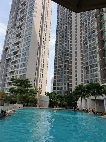 Swiss Garden Residence Bukit Bintang Legacy Stay