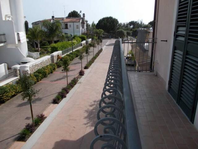 Per comitive appartamenti sul mare - Sperlonga - Apto. en complejo residencial