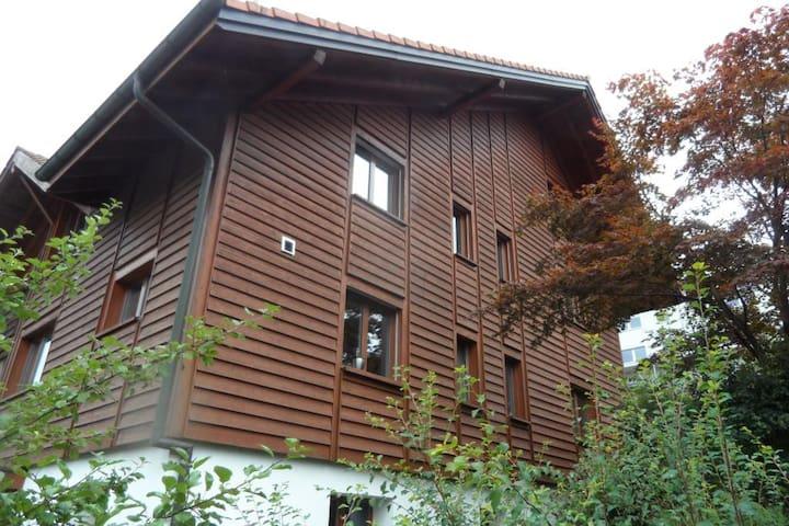 Privatzimmer an sehr ruhiger Lage - Sankt Gallen - Rumah