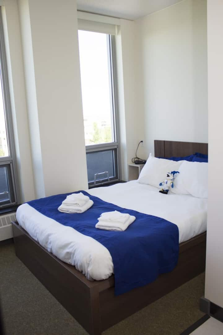 Backpacker College @ University of Lethbridge - Entire Executive Suite