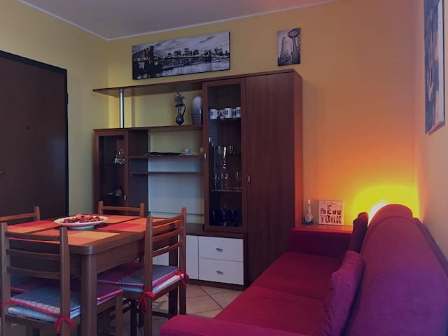 Stanze del principe - Prince Apartment - Sumirago - Appartement
