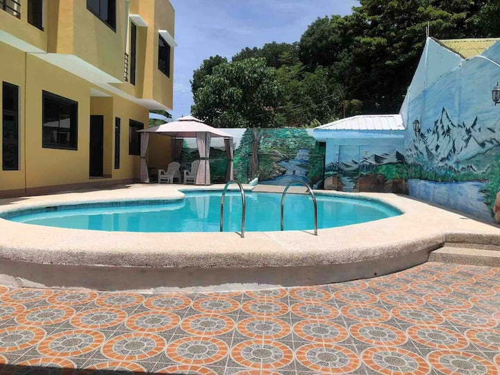 Dumaguete Home with Swimming Pool (Bedroom 2)