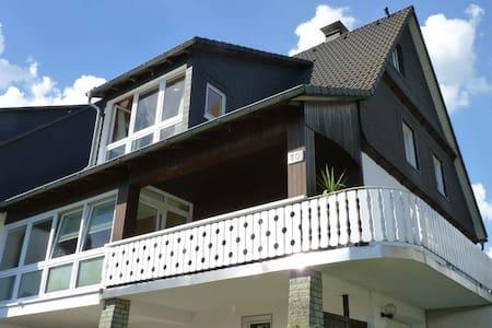 Gemütliche Ferienwohnung Tulpe Winterberg - Winterberg