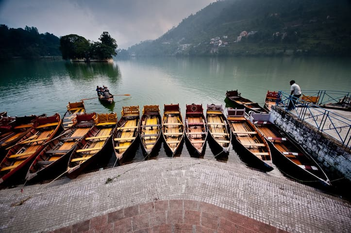 Rosewood Retreat Bhimtal