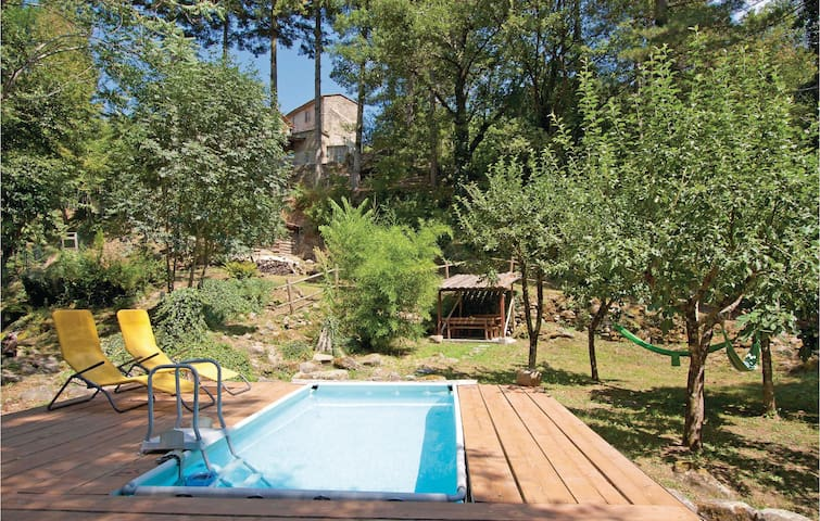 Holiday cottage with 2 bedrooms on 60m² in Loro Ciuffenna -AR-