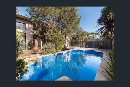 Spacious coastal retreat - for couples or families - Saint Andrews Beach - Casa