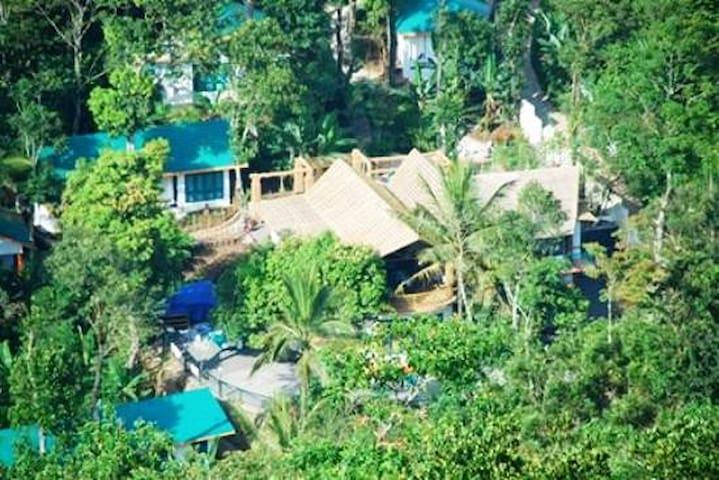 Ventara Thekkady - IN - Blockhütte