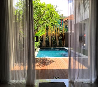 Monthly Rent @Bali Blue Apartment Kerobokan