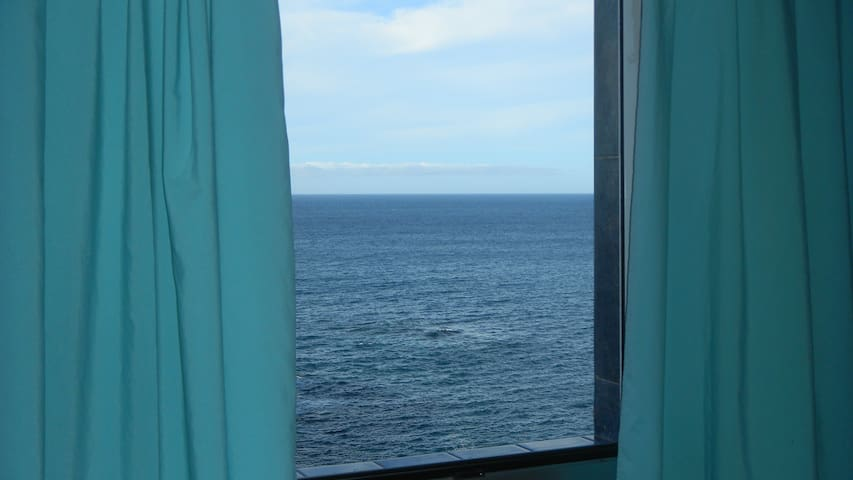 Apartment on the sea (Cliff House) - Caleta de Arriba - Daire