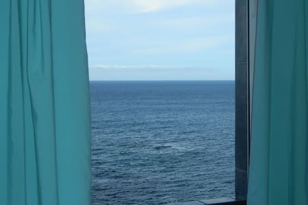 Apartment on the sea (Cliff House) new - Caleta de Arriba
