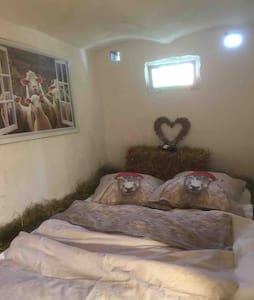 Betthupferl im Heu - Die romantische Übernachtung
