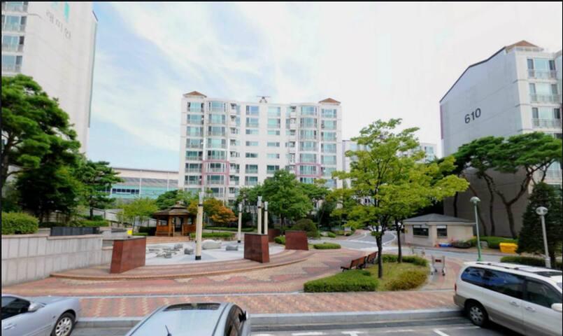 삼성아파트6차 - Suji-gu, Yongin-si