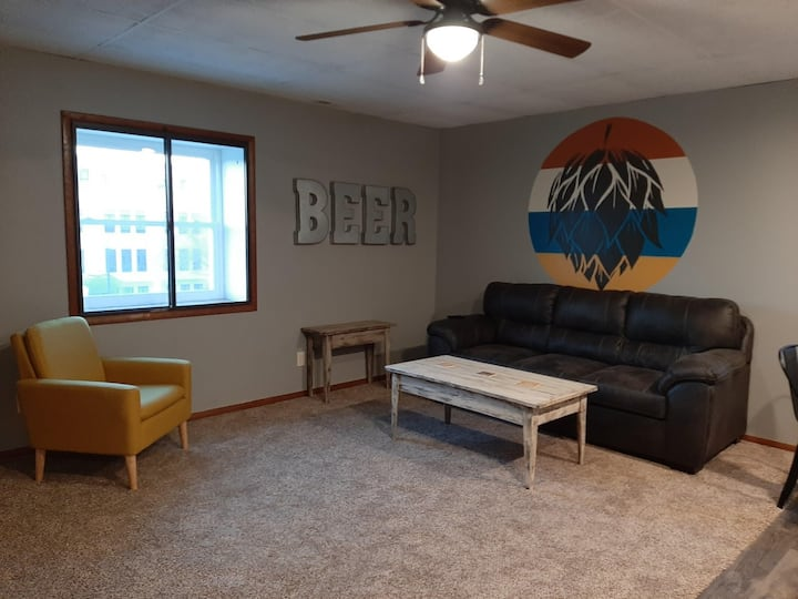 Indian Springs Brewing Co. Bed and Brew